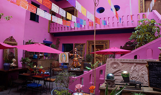 Boutique Hotel in Puebla| Mesones de la Sacristia