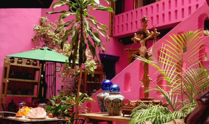 Puebla boutique hotel
