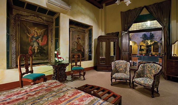 Quinta Real Puebla Puebla Journey Mexico