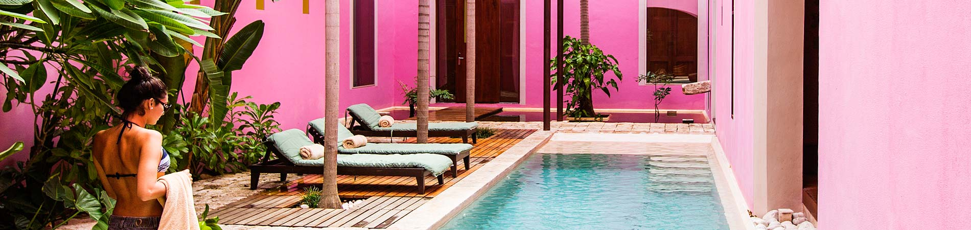 Rosas xocolate merida journey mexico for Design hotel yucatan