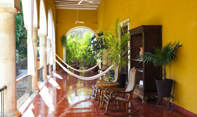 Yucatan luxury Hacienda