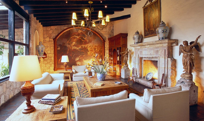Luxury Morelia hotel
