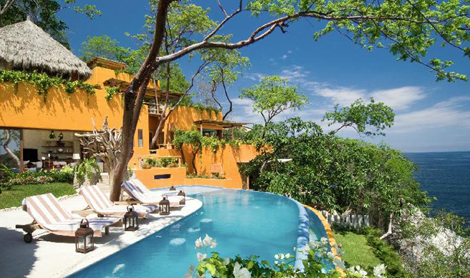 Exclusive Villas Mismaloya Vallarta
