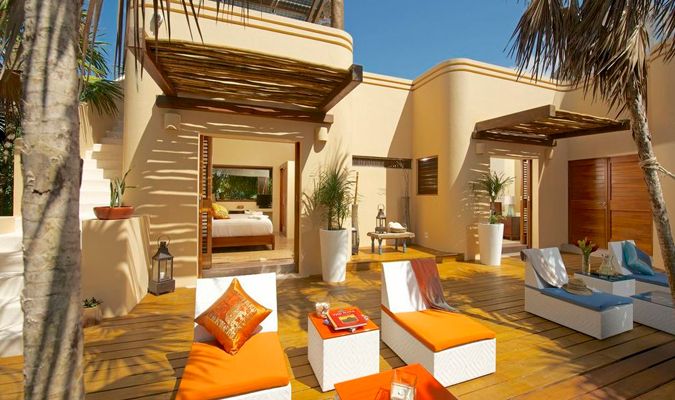 Best boutique hotels and luxury villas in tulum for Best boutique hotels tulum