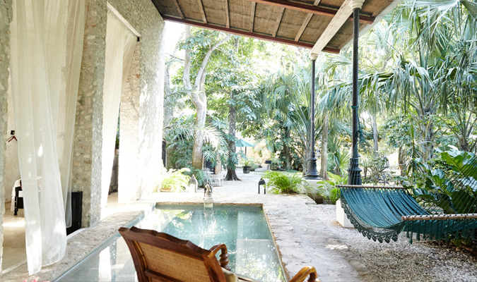 Boutique hotel in Valladolid, Yucatan Peninsula
