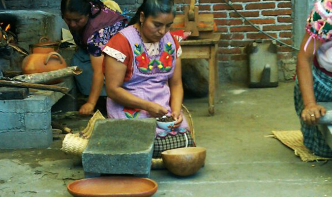 Culture, Cooking, Oaxaca