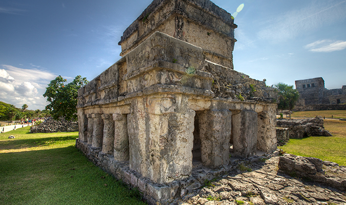 Private Deluxe Cob 225 And Tulum Tour Journey Mexico