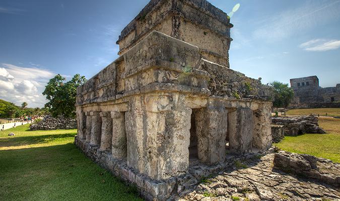 Riviera Maya, Culture, Ruins, Tulum