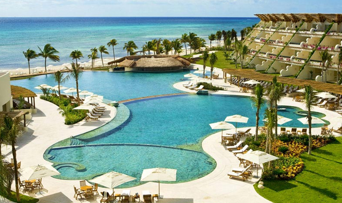 Mexico dominates list of best all inclusive resorts around for The best all inclusive resorts in the world