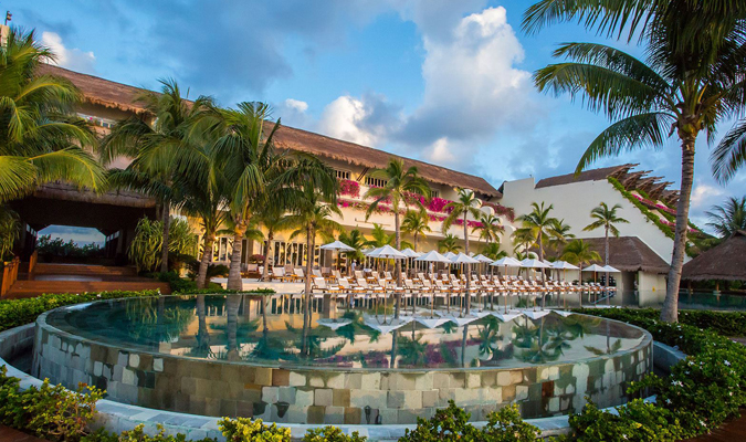 Best all-inclusive in Riviera Maya, Grand Velas