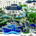 Luxury hotel in Cancun