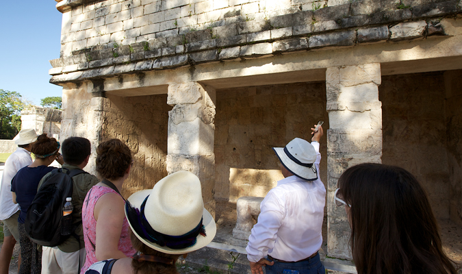 Private tour to Chichen Itza off-hours