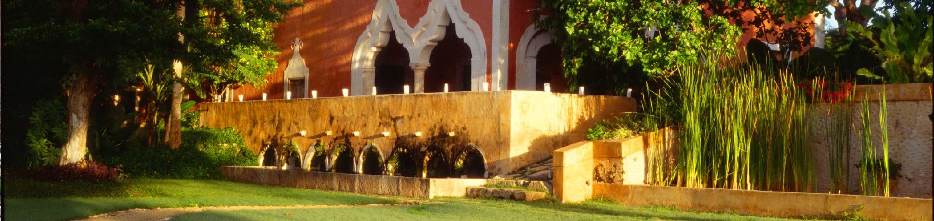 Hacienda Petac Merida Journey Mexico