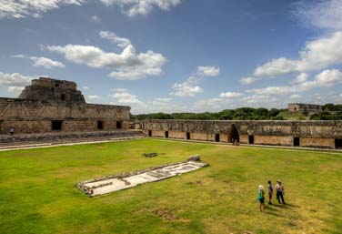 Uxmal and Merida Air Expedition
