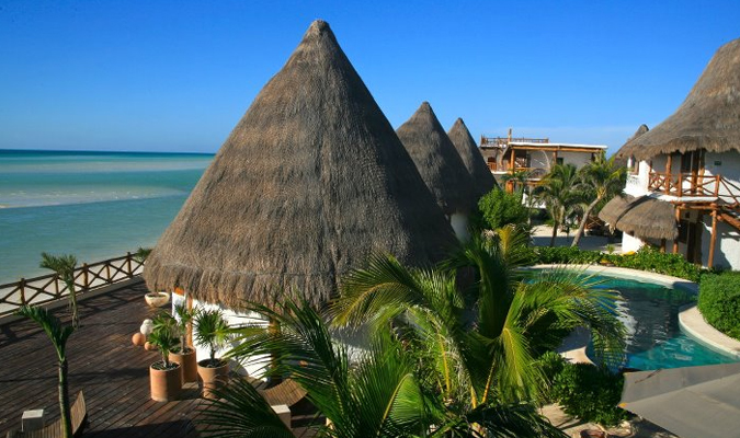 Boutique hotel Holbox