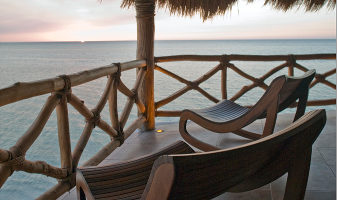 Boutique hotel in Holbox