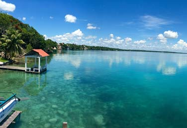 Bacalar Lagoon Air Expedition
