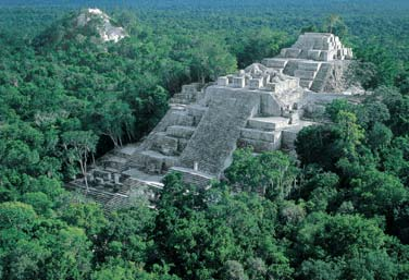 Campeche Calakmul Air Expedition