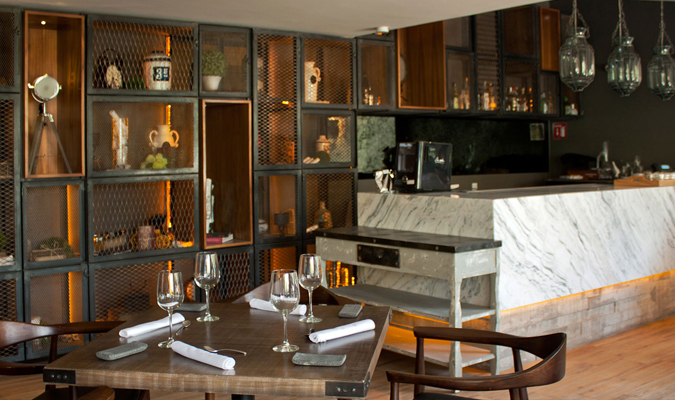 Hotel Busue - Restaurant Cornelia in Polanco