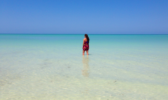 Paradise found in Isla Holbox - © Journey Mexico