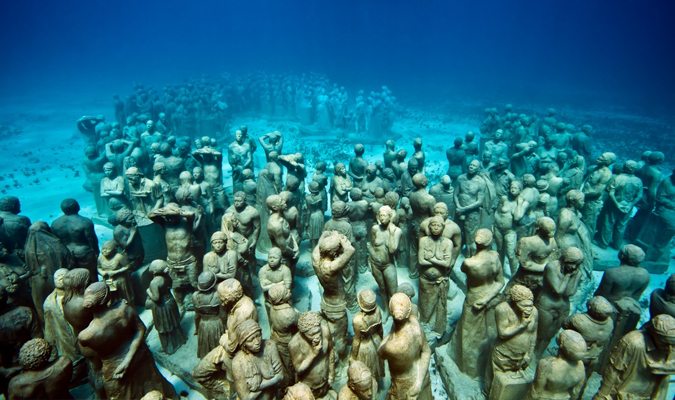 Photo from Cancun.Underwater.Museum/ Facebook