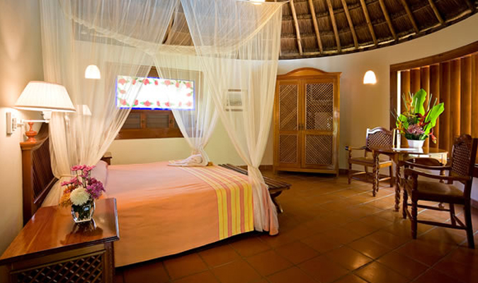 Boutique hotel near Uxmal