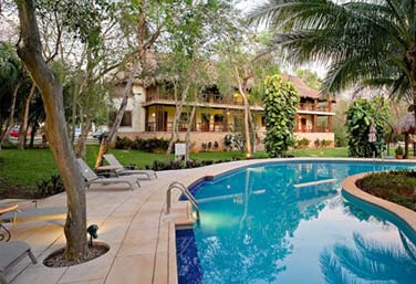Lodge at Uxmal Hotel