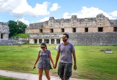 Family Weekend to Yucatan