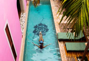 Yucatan Boutique Hotel Hideaways
