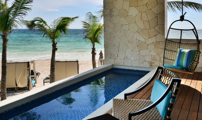 Coral Tulum Luxury Boutique Hotel Journey Mexico