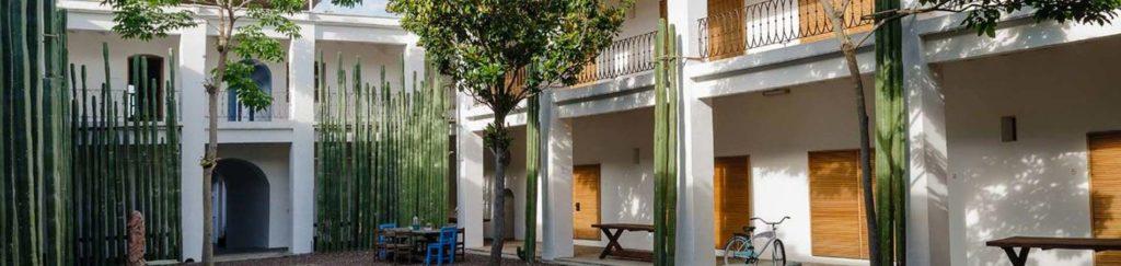 Boutique hotel azul oaxaca journey mexico for Boutique hotel oaxaca