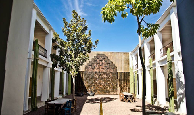 Boutique Hotel Azul in Oaxaca