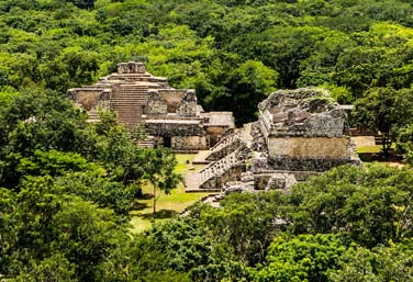 Highlights of the Yucatan Peninsula