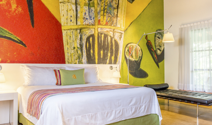 Boutique Luxury hotel in Cuernavaca, Morelos - Mexico