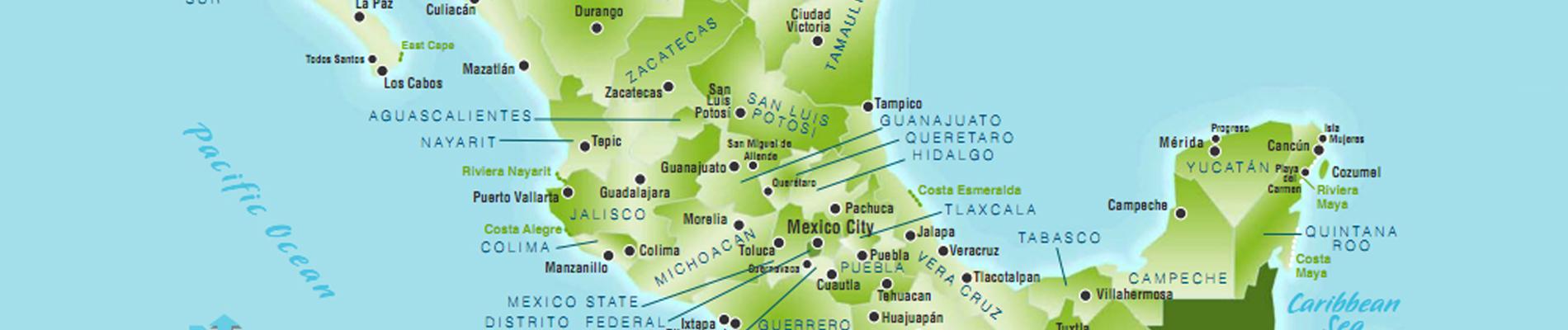 Mexico Tourism: Facts & Statistics 2016 - Journey Mexico