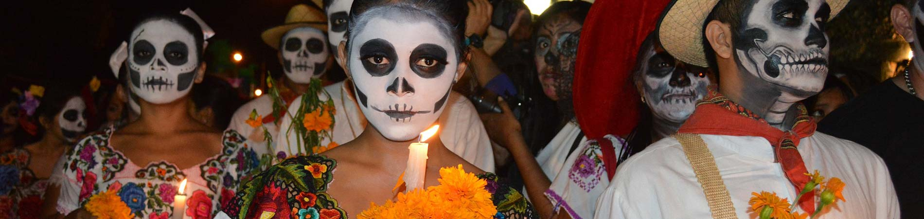an overview of the mexican celebrations dia de los muertos the day of the dead We're devoting the entire week to the celebration of día de los muertos  día de los muertos: calabaza en tacha  day of the dead, is an important mexican.