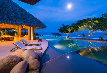 Pacific Coast Luxury Vacation