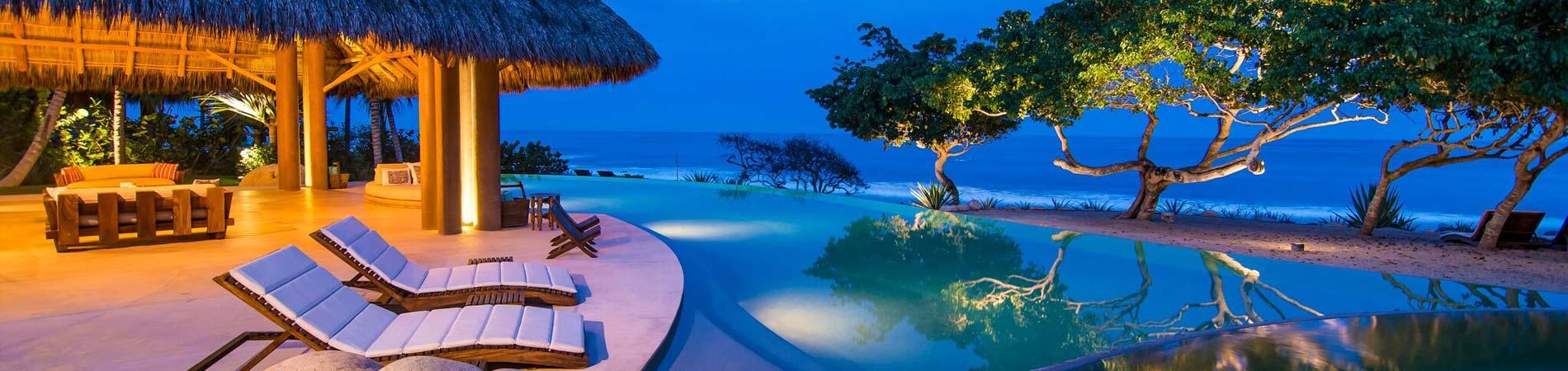 punta mita luxury beach villa – wellness & surf - journey mexico