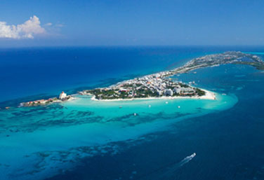 Island Hoping Isla Mujeres Mexico