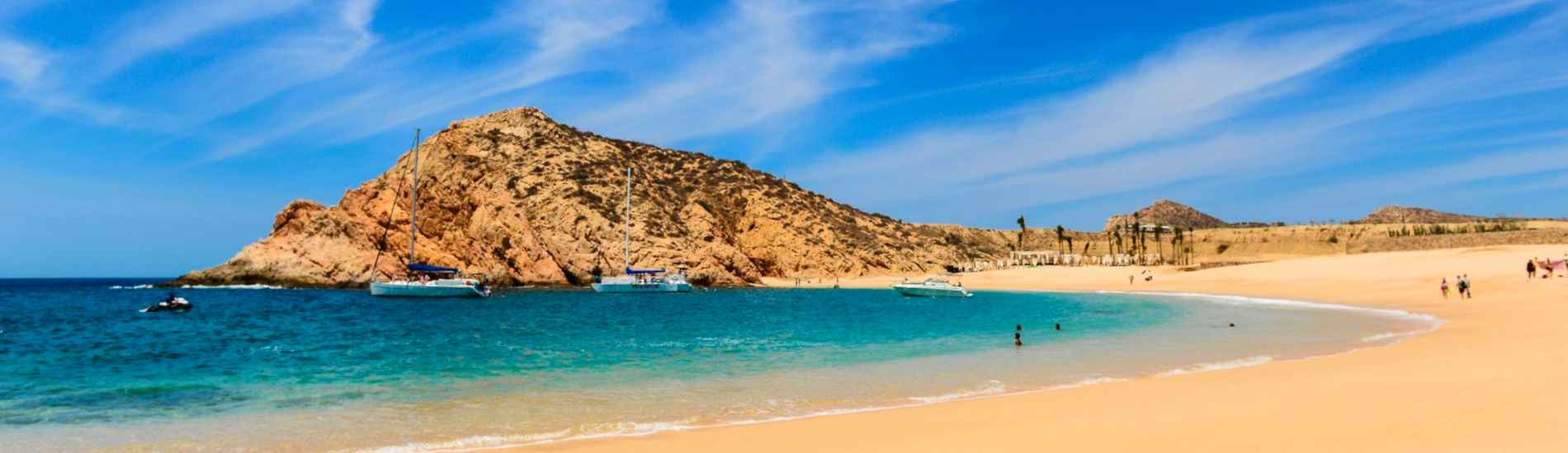7 Swimmable Beaches in Los Cabos - Journey Mexico