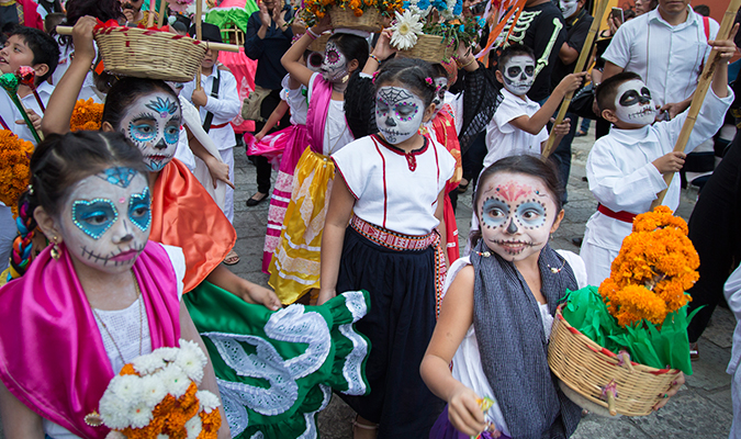 Day of the Dead Tour in Oaxaca - Escorted Group Tour
