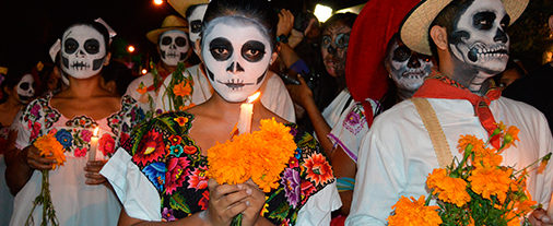 Day of the Dead Group Tour