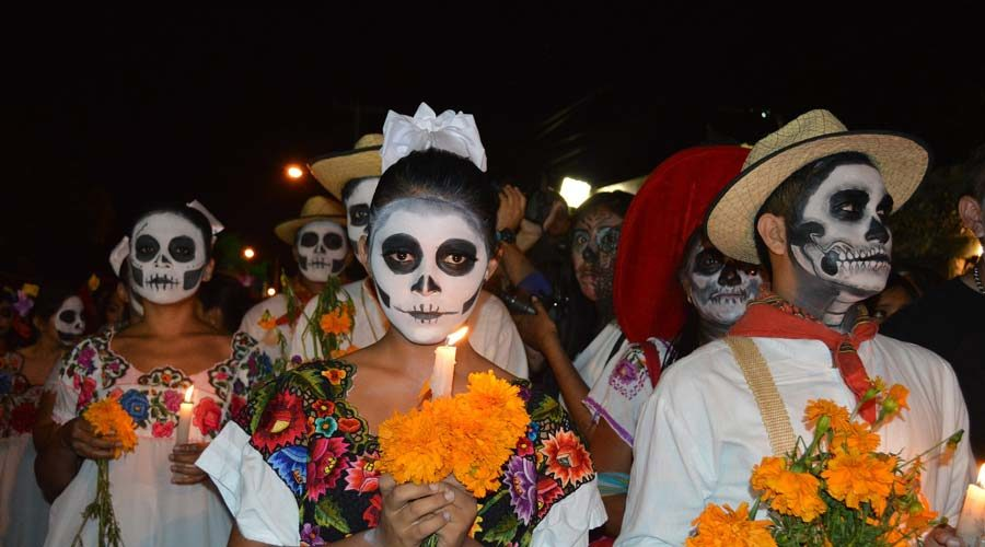 Dead of the Dead in Oaxaca