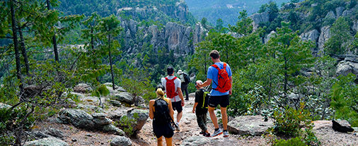 Copper Canyon Fall Hiking Expedition Group Tour