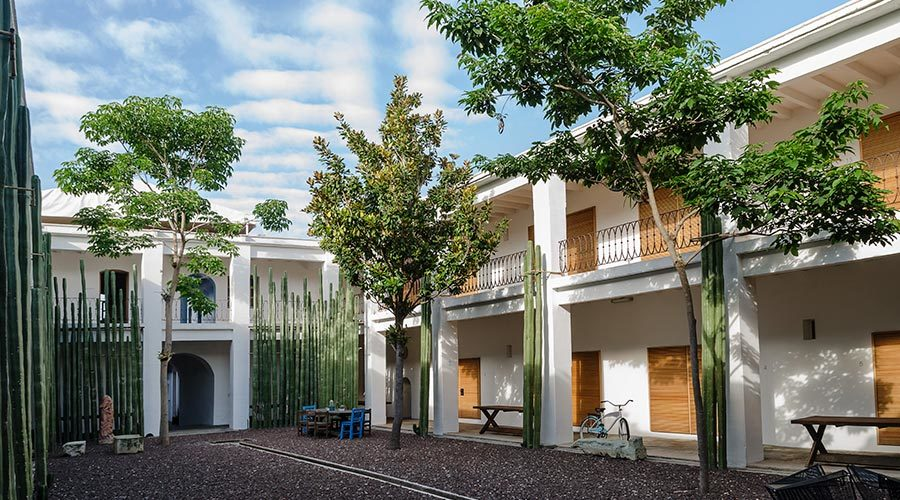 Exclusive luxury hotels in mexico journey mexico for Boutique hotel oaxaca