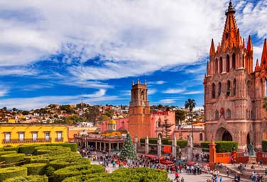 san miguel de allende luxury travel