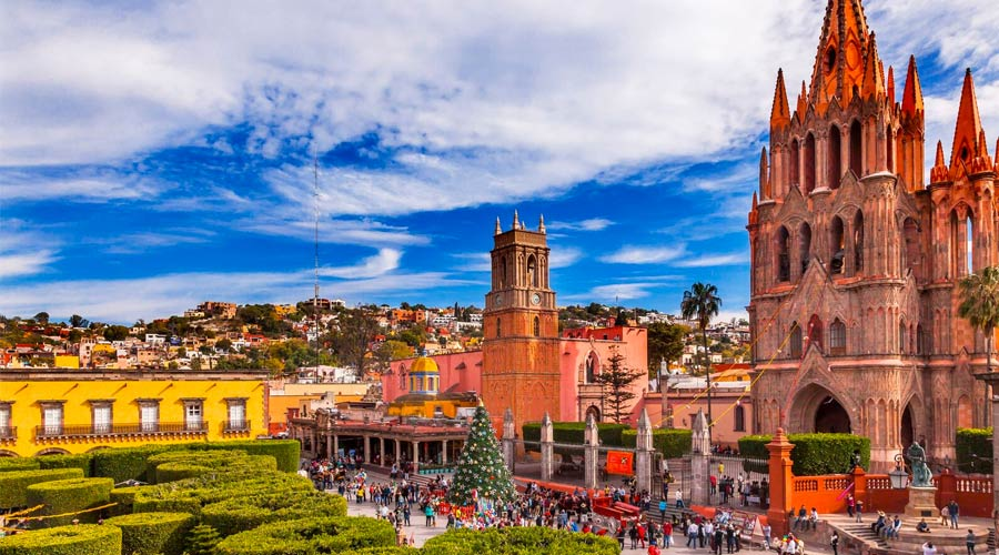 San Miguel de Allende: World's Best City 2017