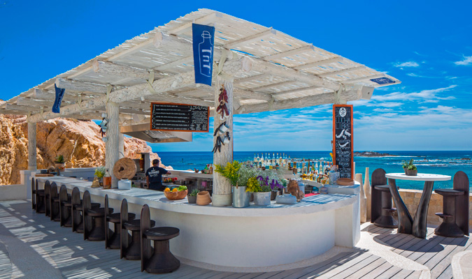 Chileno Bay Bar