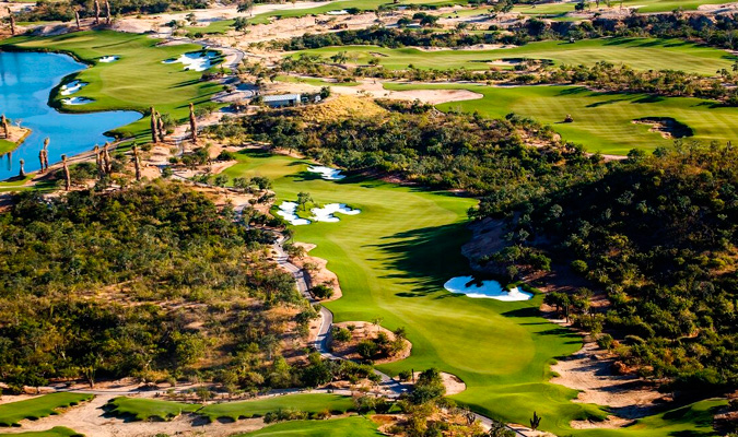 Chileno Bay golf