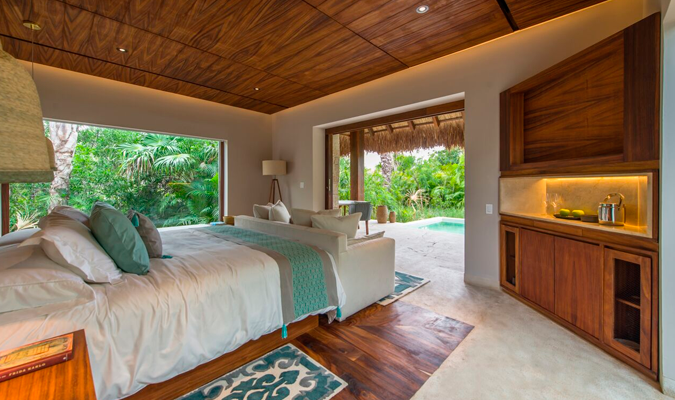 Chablé Maroma bedroom